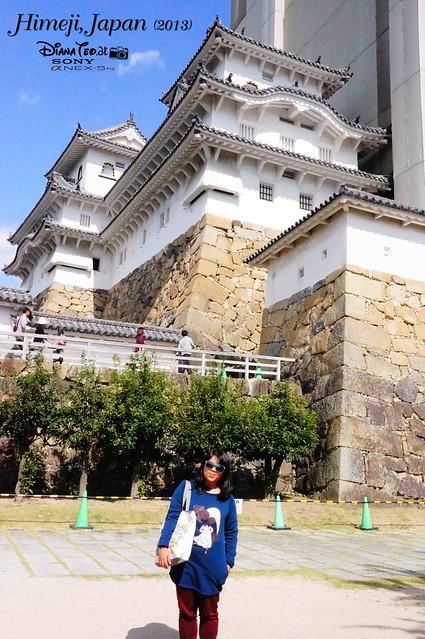 Japan - Himeji Castle 02