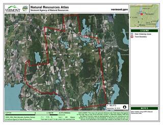 New Haven Deer Wintering Areas