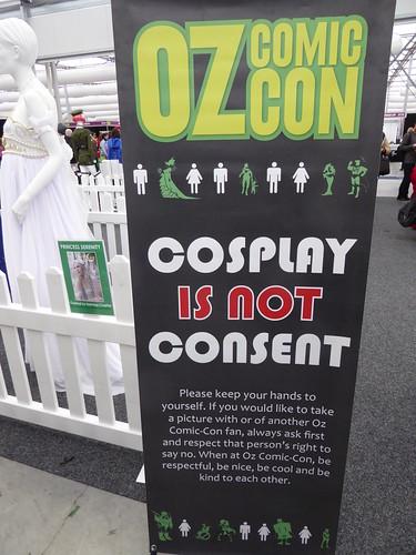 Oz Comic Con: Sydney 2015