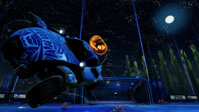 Rocket League Halloween