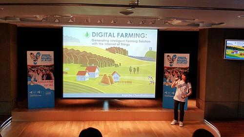 น้องฟ้า กับแนวคิด Digital Farming การนำ Internet of Things มาใช้เพื่อเพิ่มผลผลิต
