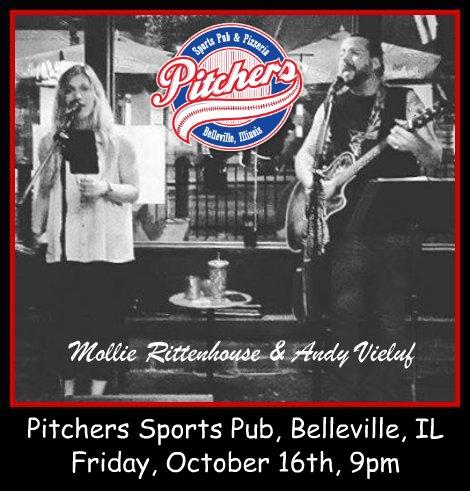 Mollie Rittenhouse & Andy Vieluf 10-16-15