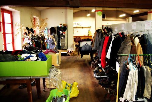 ressourcerie tienda ropa