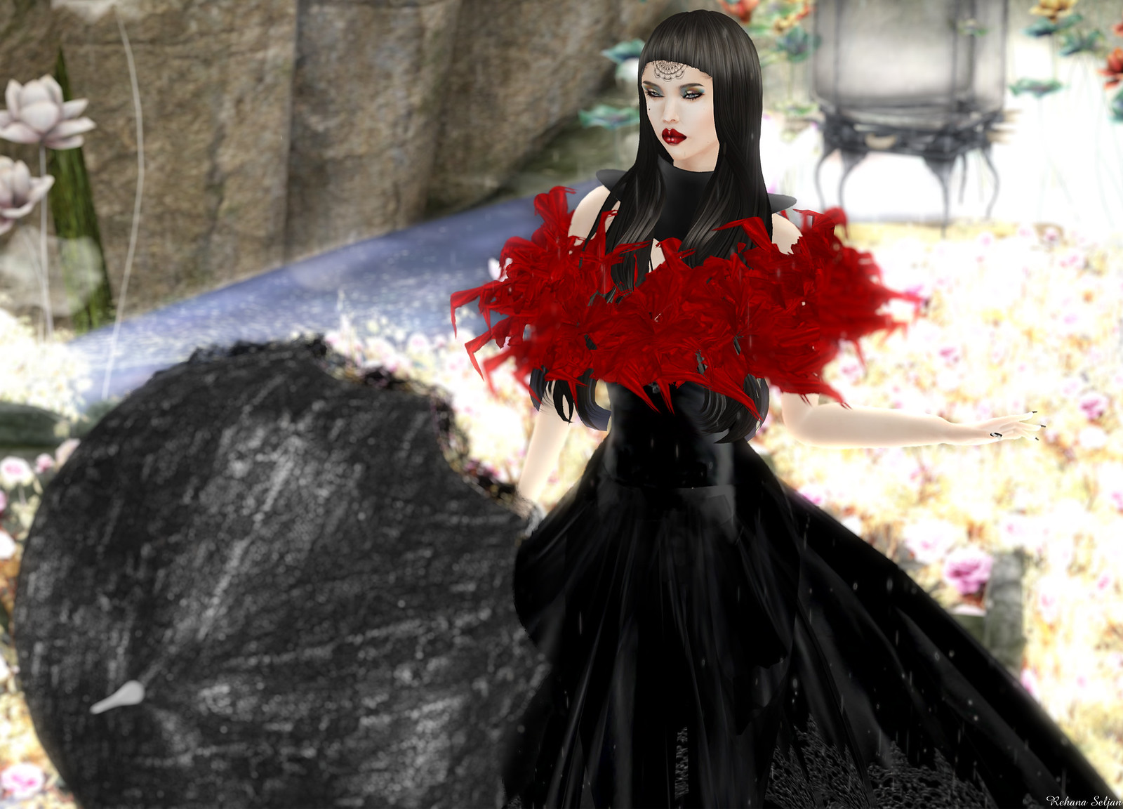 Sascha's Designs - Witch Heart