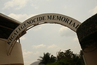 The Genocide Museum.
