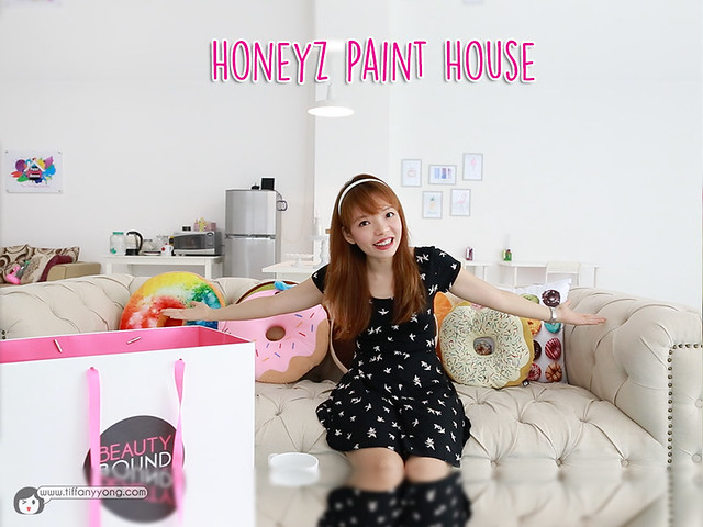 Honeyz Paint House
