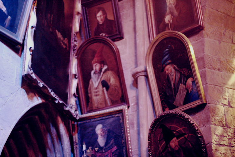 dumbledores office.
