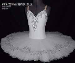 White Classical Ballet Tutu