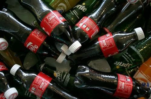 Coca-Cola se lava las manos de la obesidad infantil