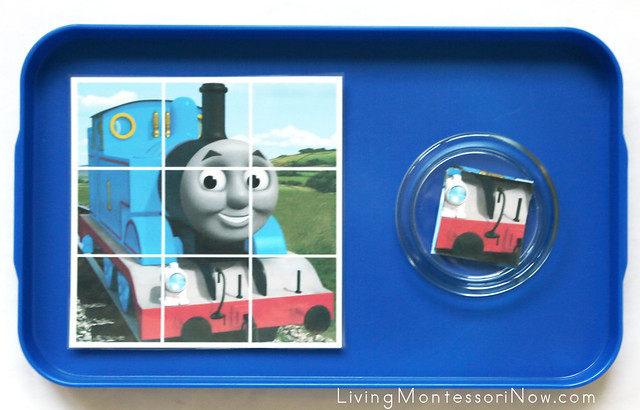 Thomas the Train Puzzle