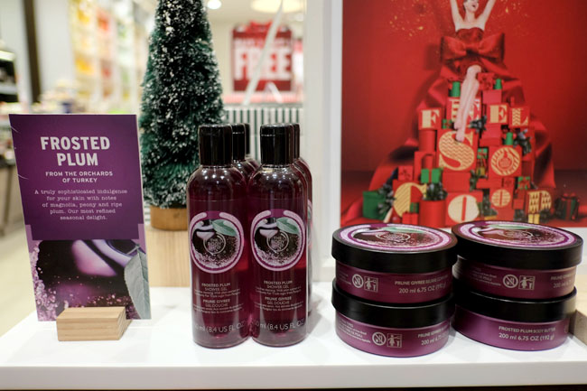 the body shop holiday gift sets 2015