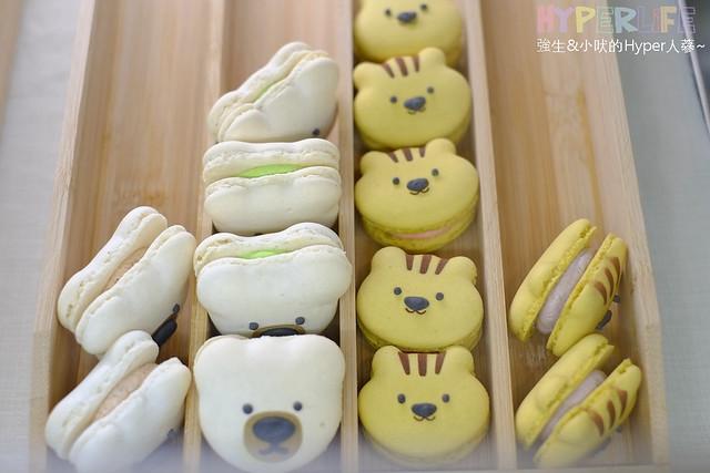 22692048799 eba2e9faf7 z - 超萌森林系動物造型馬卡龍搭配霜淇淋,《森淇淋》11/20前有買一送一優惠!!(已歇業)
