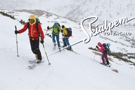 Druhý díl seriálu přiblíží skialpinistické vybavení