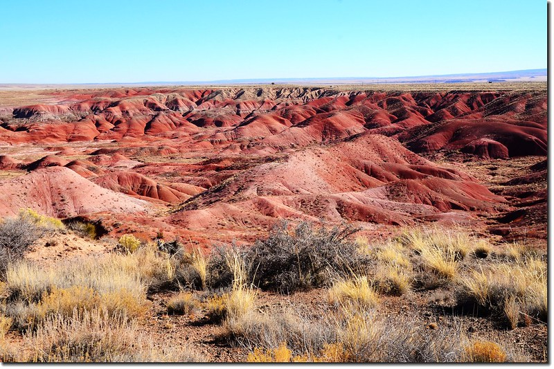 Painted Desert From Tiponi point 2