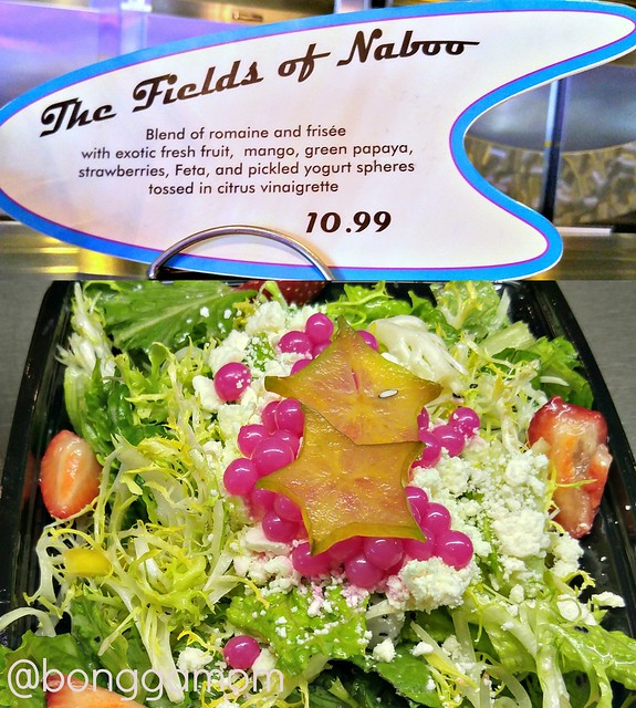 Star Wars Naboo Salad