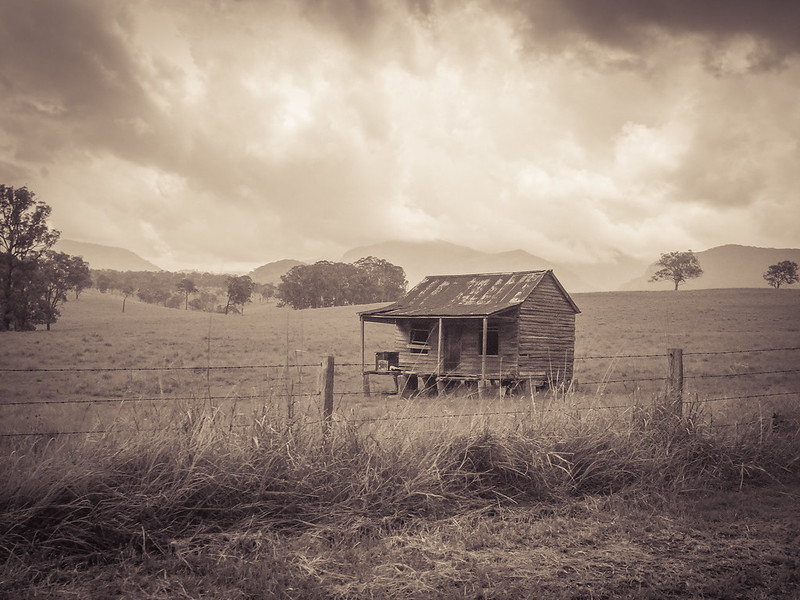 Old Hut - Carneys Creek