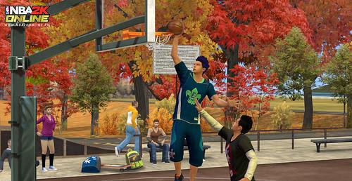 NBA2K Online - OBT PR Image - 2