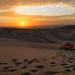 Huacachina sand dunes by Luke Sergent