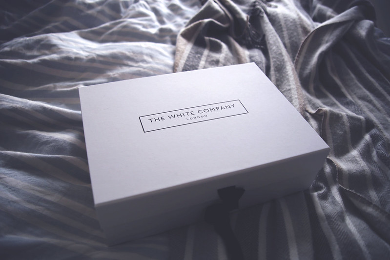 White Company Packaging