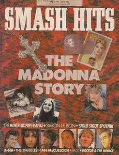 Smash Hits, May 21, 1986