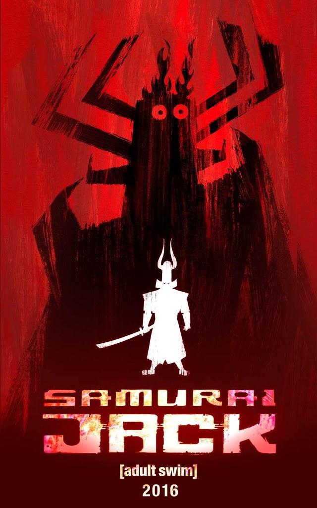Samurai Jack is Returning