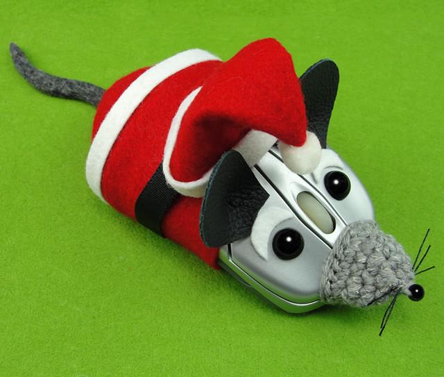 Santa Mouse (Santa Muis)