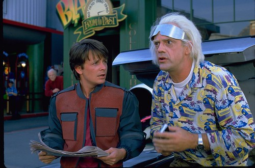 """Back to the Future II"" (1989)"