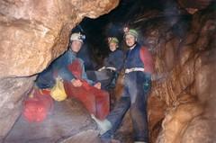 Greg, Dan & Mum (14-Mar-98) Image