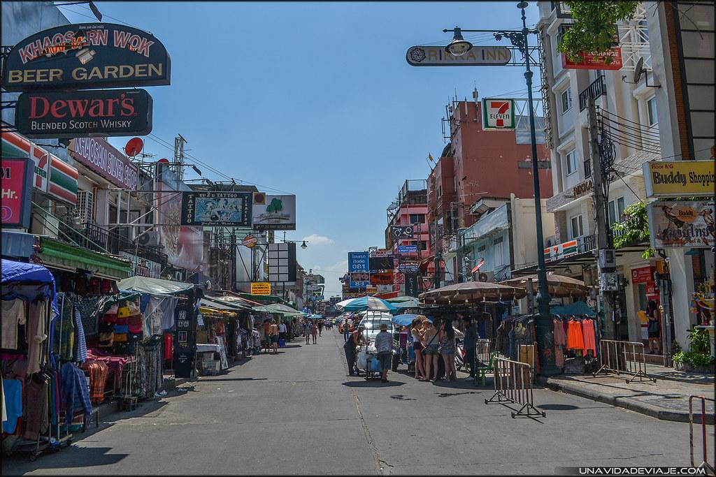 Bangkok khao san