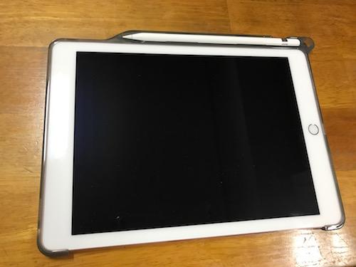 iPad Pro9.7インチに装着