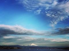 Mountain Sky #weaverwrite #pdx #beautynopeople #iphone7 #iphone7plus