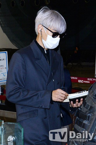 TOP Departure Seoul to Tokyo 2016-11-03 (26)