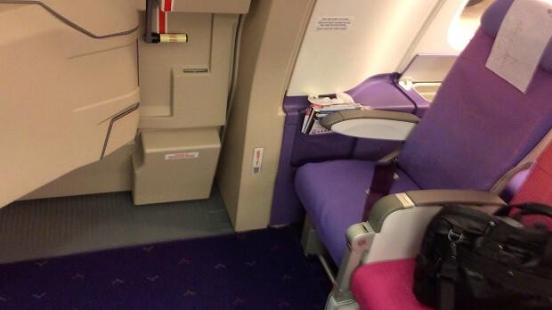 161030 タイ国際航空A380 1
