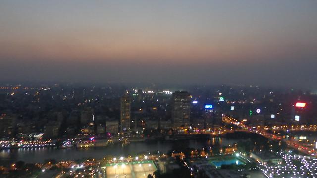 Cairo Sunset, Sony DSC-H90