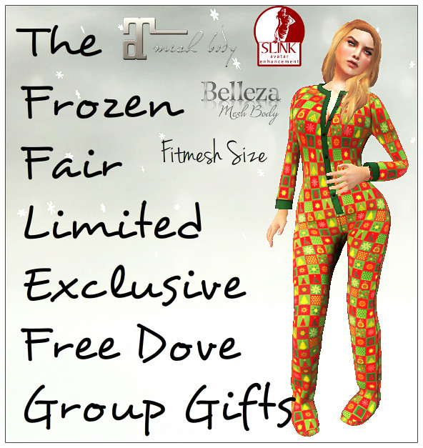 Free Dove Group Gifts - SecondLifeHub.com