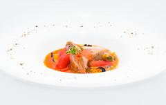 Zuppa di Pesce Spada in Umido