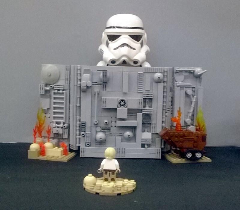 MOC] Attack on Empire - LEGO Star Wars - Eurobricks Forums