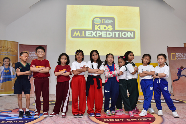 m.i. kids expedition