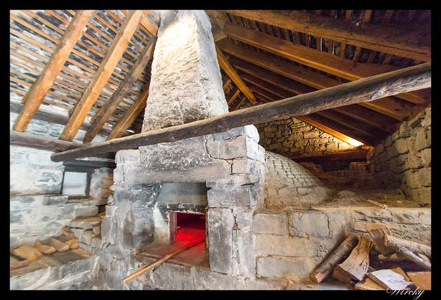 Horno en Museo Lo Furno