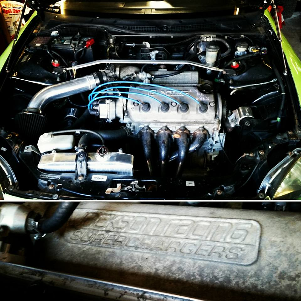 Honda Supercharger For Sale