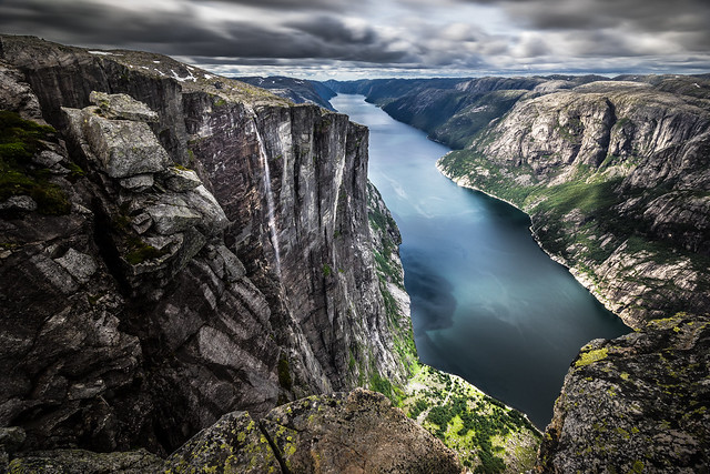 Lysefjord (from Kjerag) - Norway - Landscape photography