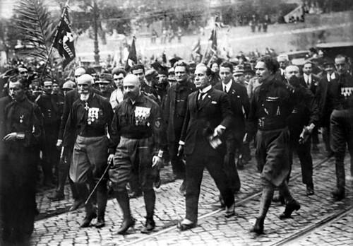 Benito Mussolini The Complete Timeline