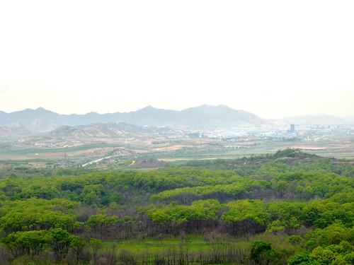 Co-Seoul-DMZ 3-Dora observatoire (2)