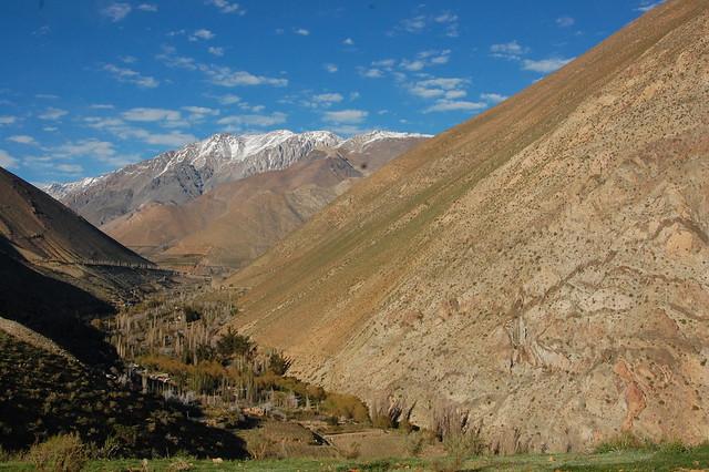 Horcón, Valle de Elqui, Chile