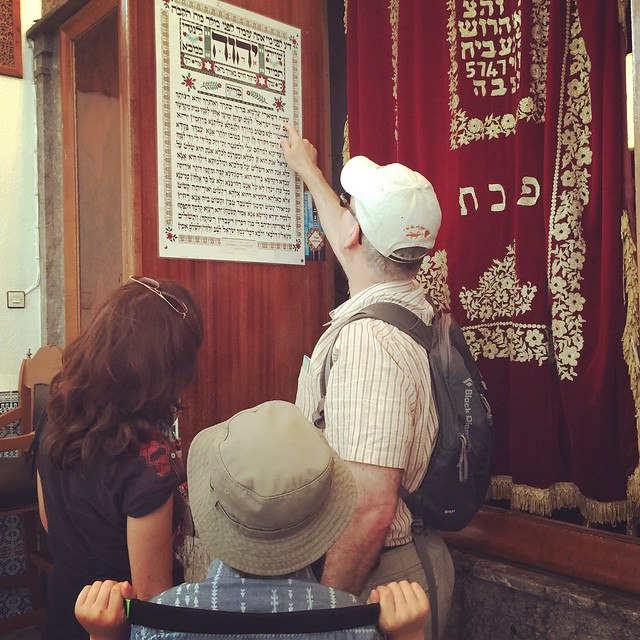 David Explains Judaism to Sis and Lorenz