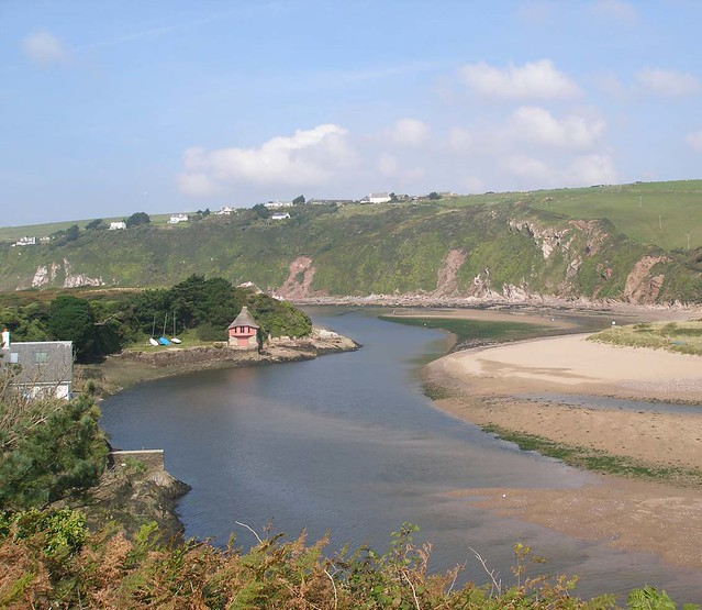 River Avon at Bantham