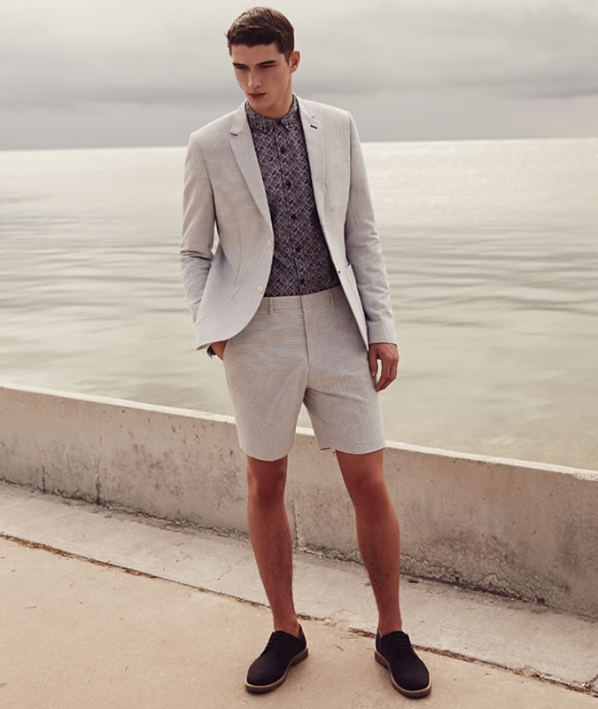 5 quy tắc để chọn một chiếc quần short suit thật chuẩn và đẹp