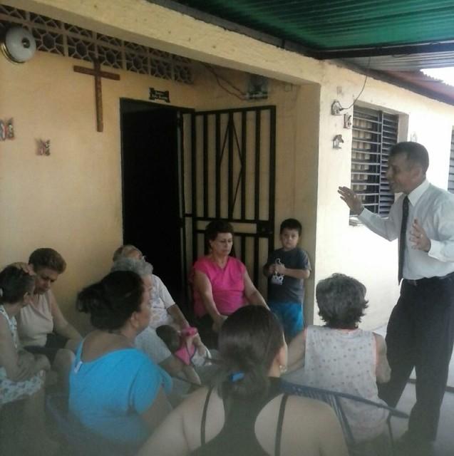 Casas de Oración: Estado, Trujillo 06-09-15