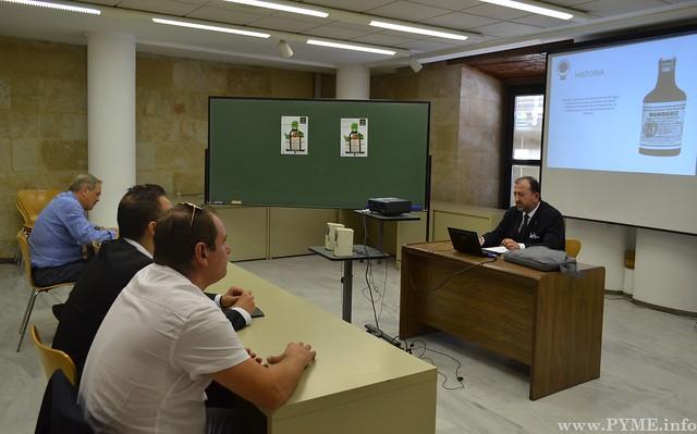 Ponencia a cargo de Juan Carlos Guerrero del grupo Vichy Catalán