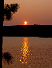 Moosehead Lake Sunset